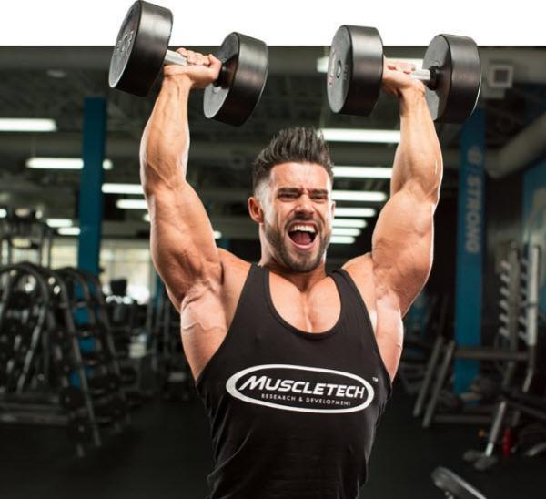 ژنیکوماستی چیست,روش درمان ژنیکوماستی با ورزش,بزرگی سینه مردان
