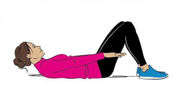 درمان کمردرد با ورزش و حرکات,درمان کمردرد با ورزش تصویر,درمان کمردرد با ورزش