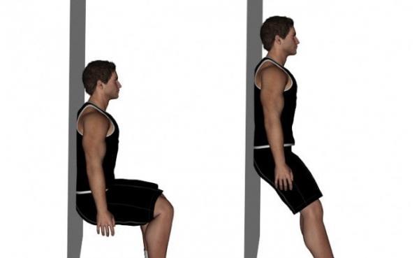 درمان زانودرد با ورزش,درمان زانودرد با ورزش کشش ساق پا,درمان زانودرد با ورزش کشش مچ پا