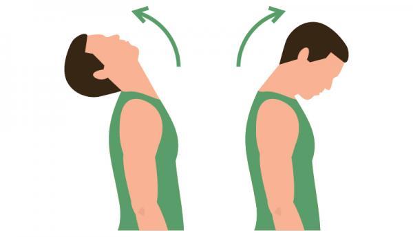 ورزش های برای درمان آرتروز گردن,درمان آرتروز گردن با فیزیوتراپی,ورزش برای آرتروز گردن