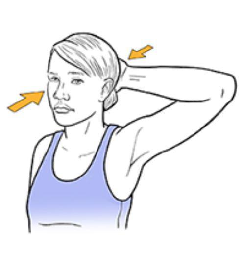 درمان آرتروز گردن با ورزش,ورزشهای آرتروز گردن,ورزش های برای درمان آرتروز گردن