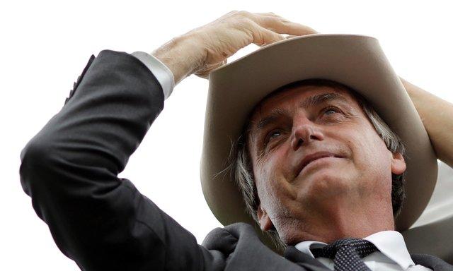 ترامپ استوایی,ژایر بولسونارو,رئیس جمهوری جدید برزیل