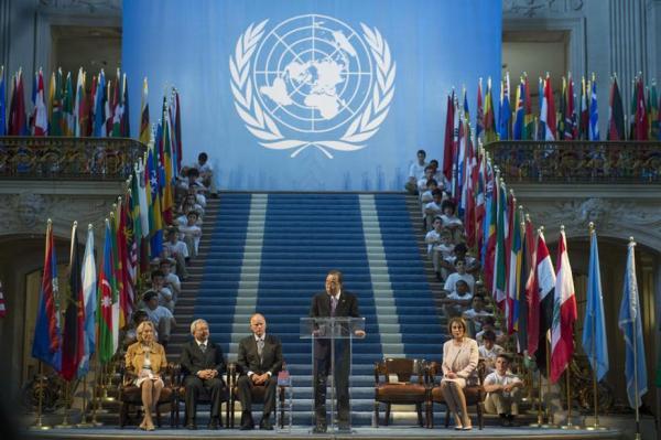 سازمان ملل متحد,وظایف مجمع عمومی سازمان ملل متحد,منشور سازمان ملل متحد