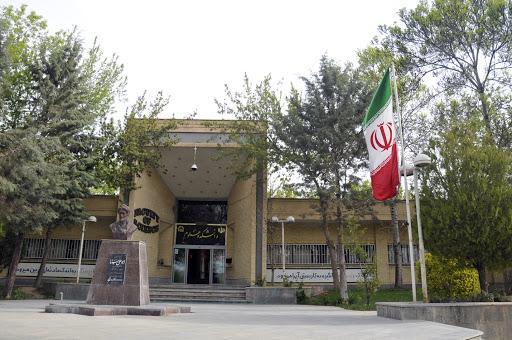 دانشگاه ارومیه دامپزشکی,ساختمان فنی دانشگاه ارومیه,دانشگاه ارومیه