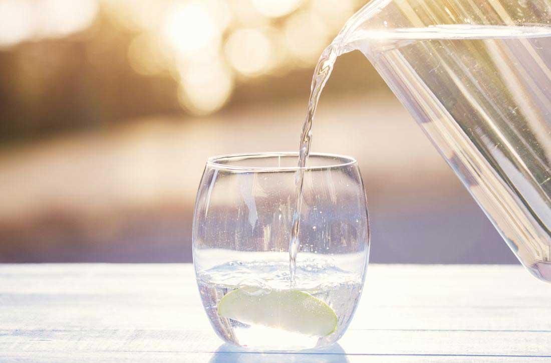 مصرف آب,کم کردن وزن,مزایای نوشیدن آب