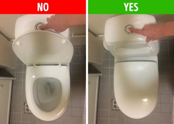اشتباهات رایج در حمام و دستشویی,روش های رعایت نکات بهداشتی در حمام,روش های مقابله با مشکلات پوستی,بهترین روش برای شامپو کردن موها,روش های پیشگیری از ورود میکروب ها به بدن