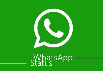وضعیت واتساپ,استاتوس واتساپ,مزایایاستوری واتساپ