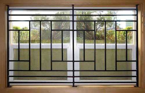 معیارهای حفاظ پنجره ایمن,حفاظ پنجره دوجداره,حفاظ پنجره
