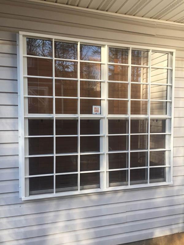 حفاظ پنجره,حفاظ پنجره مدرن,حفاظ پنجره فرفورژه