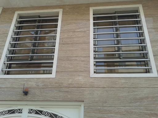حفاظ پنجره,حفاظ پنجره آهنی,انواع حفاظ پنجره