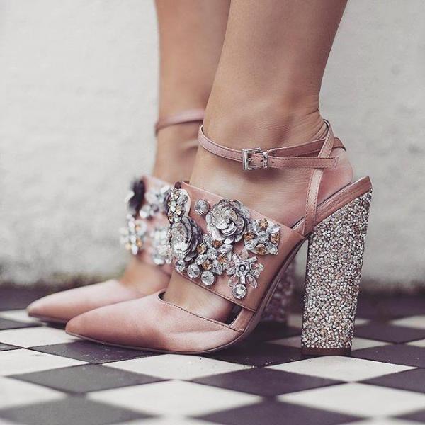 مدل کفش زنانه رنگی,مدل کفش زنانه,مدل کفش زنانه عروسکی
