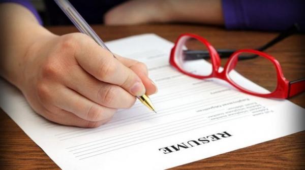 طرز نوشتن رزومه کاری,رزومه کاری,نمونه رزومه کاری