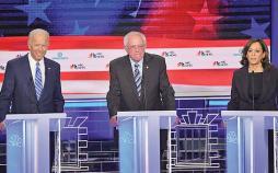 مناظره انتخابات ۲۰۲۰ آمریکا,احزاب سیاسی در آمریکا,رویدادهای سیاسی در آمریکا