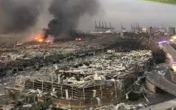 نیترات آمونیوم,مضرات نیترات آمونیوم برای انسان,نیترات آمونیوم عامل انفجار در بیروت