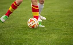 کنترل توپ در فوتبال,اداره توپ در فوتبال,متوقف کردن توپ