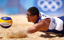 والیبال ساحلی مردان,بازی والیبال ساحلی,والیبال ساحلی زنان