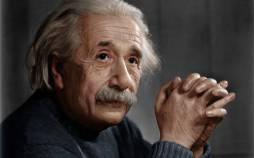 آلبرت انیشتین,نظریه های آلبرت انیشتین,آلبرت انیشتین تصویر