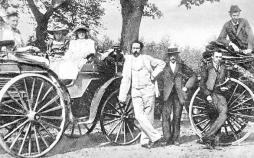 اولین خودرو جهان,اختراع اولین بنز,اولین ماشین بنزینی جهان