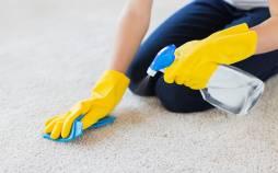 تمیز کردن فرش,برای تمیز کردن فرش چه راهی وجود دارد,طرز تمیز کردن فرش