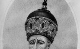 دوره ی قاجاریه, تصرفات آقا محمد خان قاجار,زندگینامه ی آقا محمد خان قاجار,تاجگذاری آقا محمد خان قاجار,آقا محمد خان قاجار