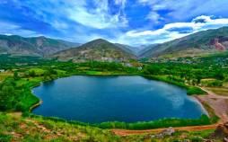 دریاچه گهر,تاریخچه دریاچه گهر,دریاچه گهر لرستان