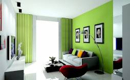 رنگ سبز در دکوراسیون,استفاده از رنگ سبز در دکوراسیون,روانشناسی رنگ سبز در دکوراسیون