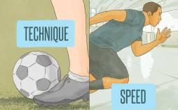 افزایش سرعت در فوتبال,تمرینات برای افزایش سرعت در فوتبال,انواع تمرینات افزایش سرعت در فوتبال