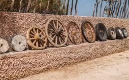 اختراع چرخ,نسل اول اختراع چرخ,نسل دوم اختراع چرخ
