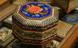 خاتم کاری,ظروف خاتم کاری شده,خاتم کاری اصفهان
