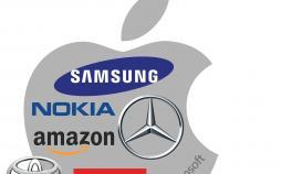 تاریخچه ی لوگوها,معروفترین برندهای دنیا,لوگوی مایکروسافت,لوگوی اپل,لوگوی موزیلا,معرفی انواع لوگوها