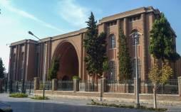 آثار موجود در موزه ملی ایران,تاریخچه موزه ایران باستان,سازنده موزه ملی ایران