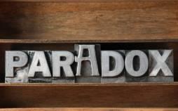 پارادوکس,کاربردهای پارادوکس,تصویرهای پارادوکس