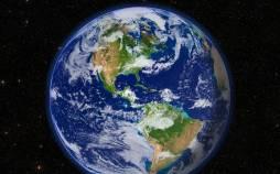 کره زمین,تصاویر کره زمین,شعاع کره زمین