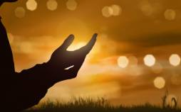 متن دعای مشلول بدون ترجمه,دعای مشلول,متن دعای مشلول