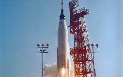 سفینه فضایی مرکوری,پروژه مرکوری,سازمان فضایی آمریکا