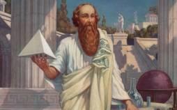 جدول ضرب,علاقه فیثاغورس به ریاضی,فیثاغورس