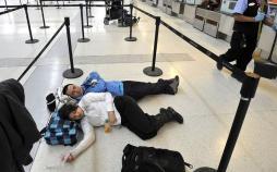 تاخیر در پرواز,حقوق مسافر در تاخير پروازی,سفرهای هوایی