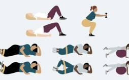 ورزش برای تقویت مفصل لگن,تقویت لگن با ورزش,تمرینات ورزشی تقویت لگن