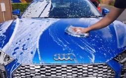 شستن ماشین,نحوه شستن ماشین,طرز شستن ماشین