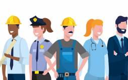 لباس برای محیط کار,نحوه انتخاب لباس برای محیط کار,مناسب ترین لباس برای محیط کار