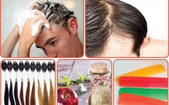 روش های برطرف کردن چربی موی سر,درمان چرب بودن موی سر,روش صحیح شستشو موی سر