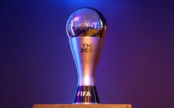 بهترین های فیفا 2018,مراسم بهترین های فیفا,بهترین بازیکن فوتبال جهان
