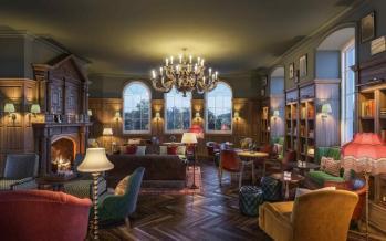 دانشگاه کمبریج لندن,هتل دانشگاه کمبریج,لندن