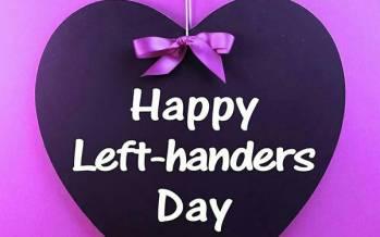 روز جهانی چپ دست ها,روز جهانی چپ دست ها کی است,روز جهانی چپ دست ها چه تاریخی است,