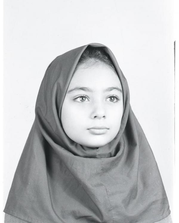 یکتا ناصر,دوران کودکی یکتا ناصر,عکس های یکتا ناصر